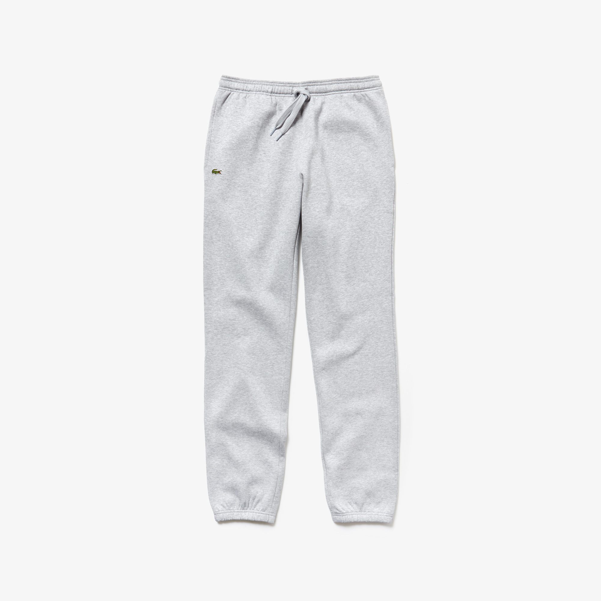 Lacoste Sport Tennis trackpants, grey chine, small