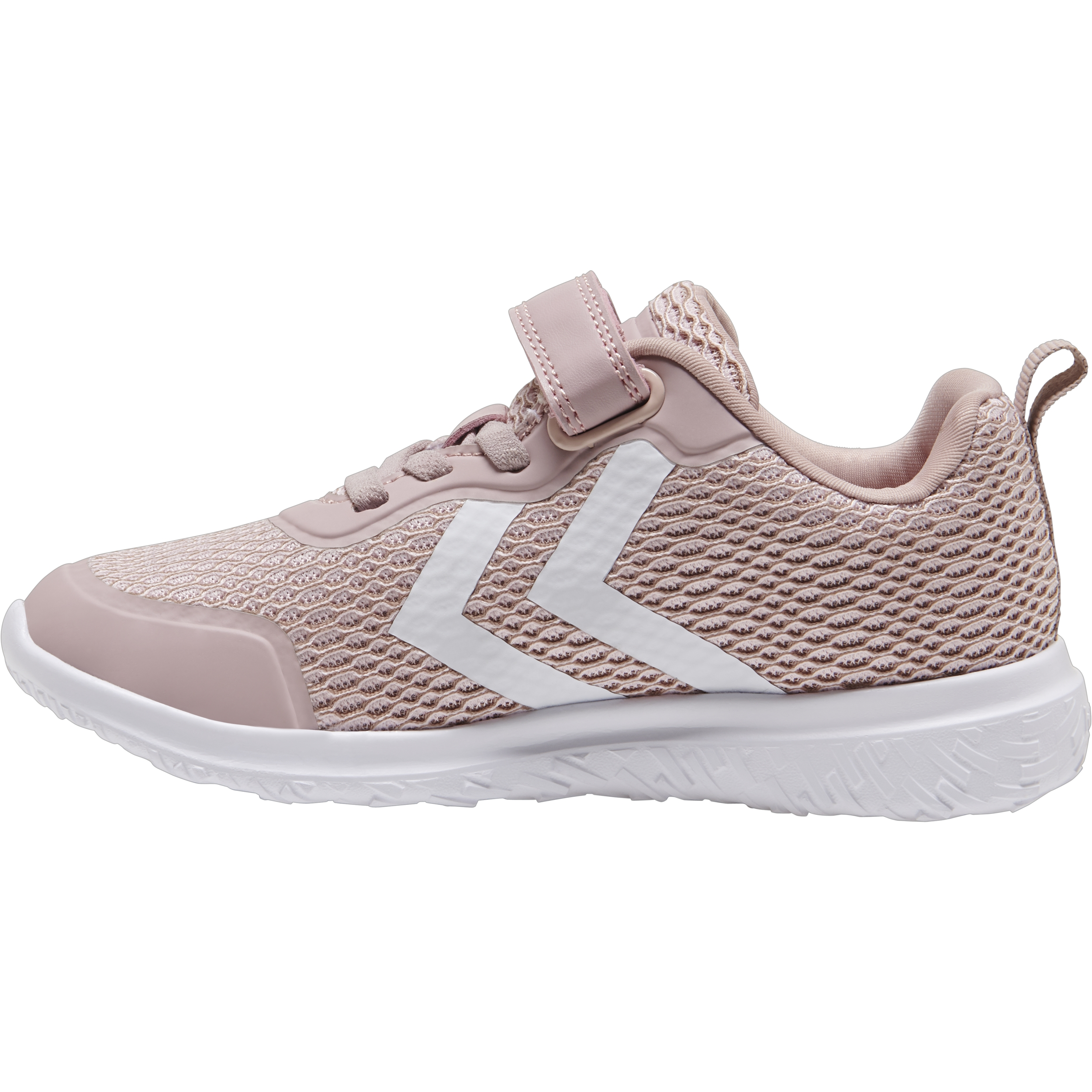 Hummel Actus Jr. sneakers, pale lilac, 35