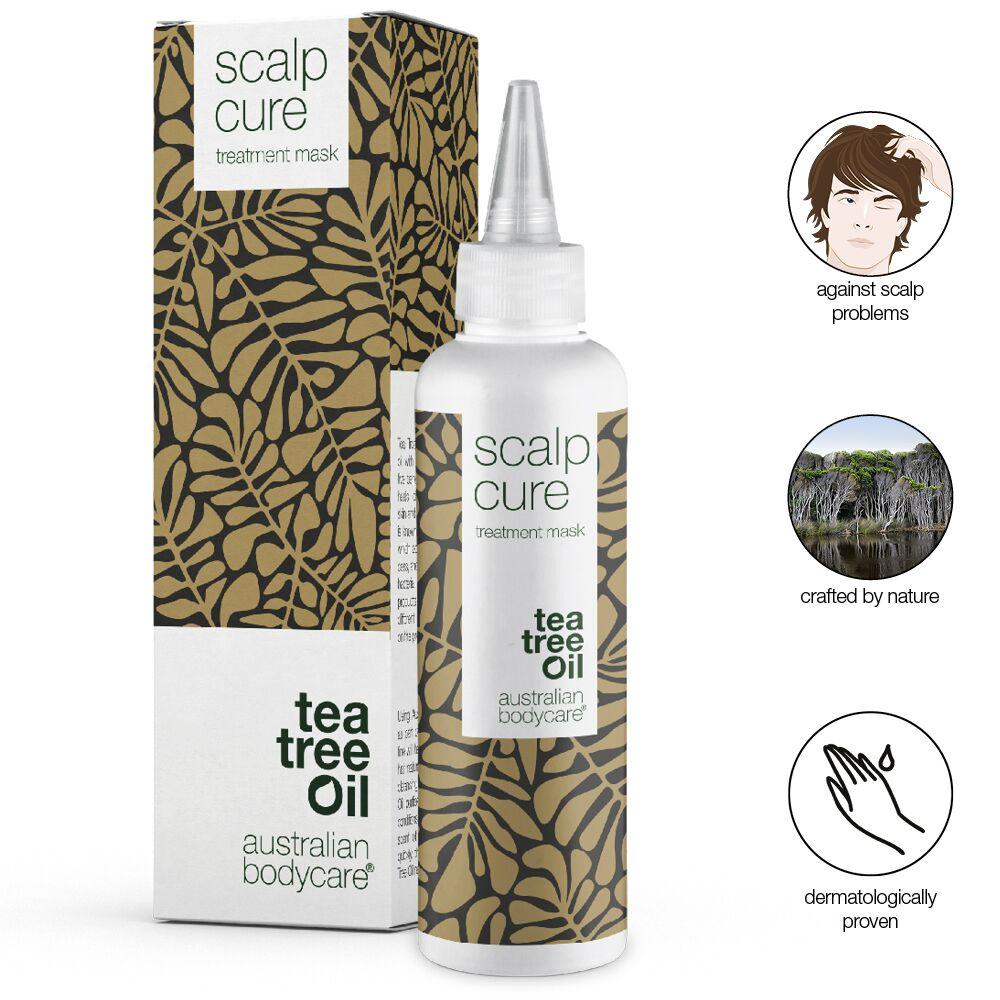 Australian Bodycare Scalp Cure Treatment Mask, 150 ml