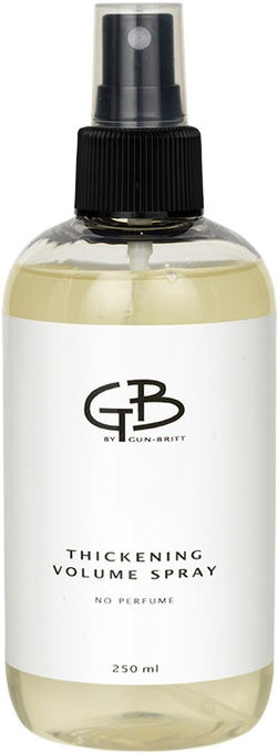 GB by Gun-Britt Thickning Spray, 250 ml