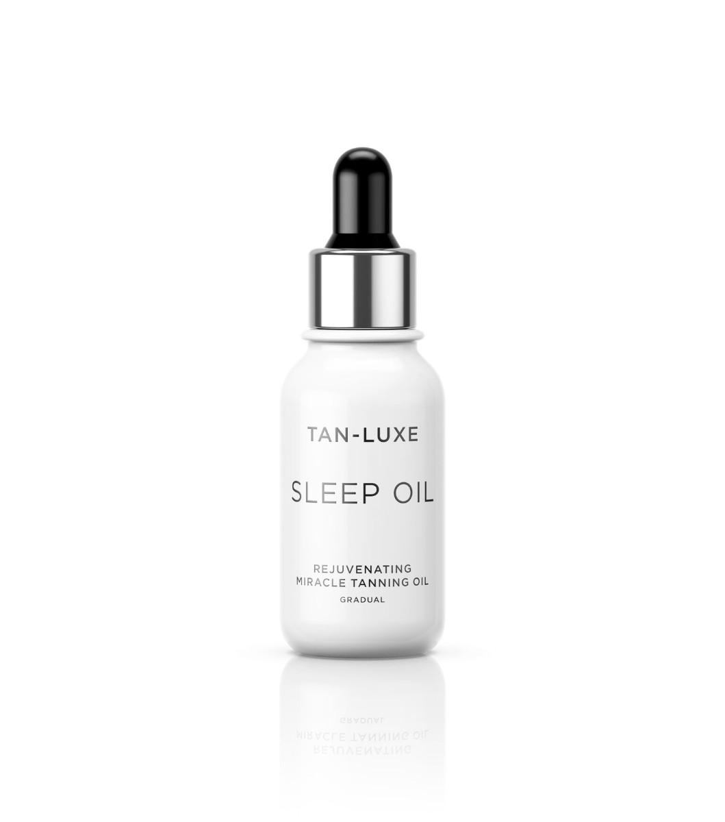 Tan Luxe Sleep Oil Selvbruner Olie, 20 ml