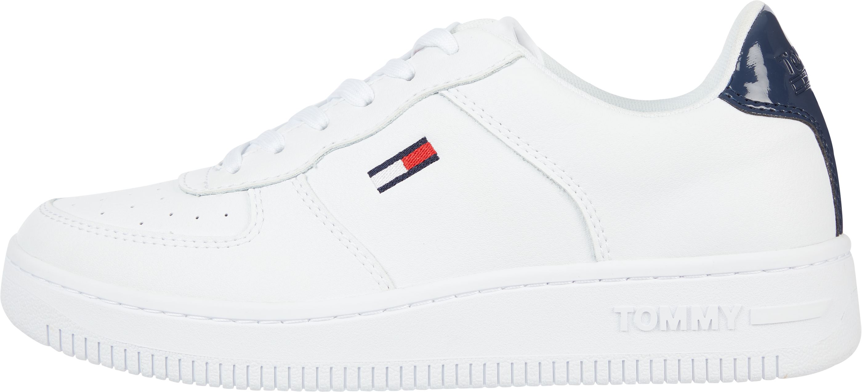 Tommy Hilfiger Suede Panel sneakers