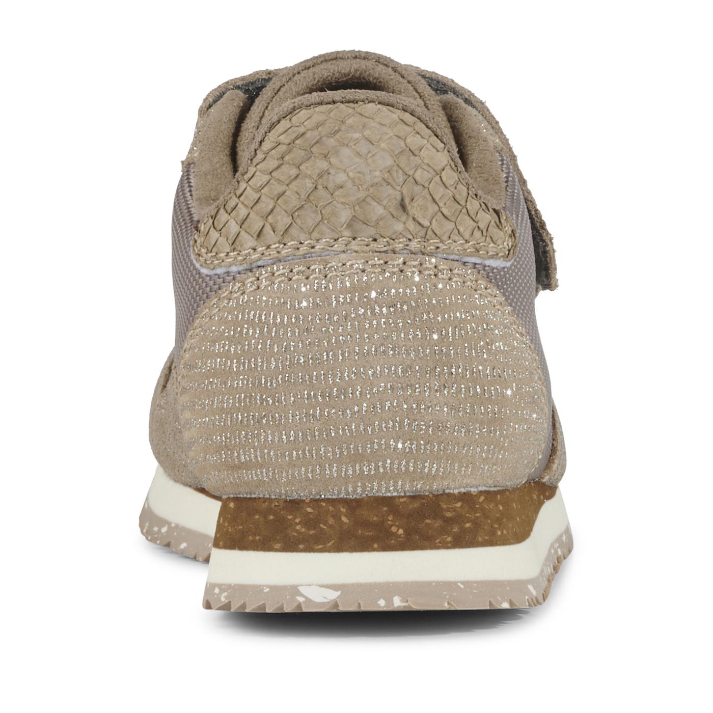 Woden Sneakers, Silvermink, 27