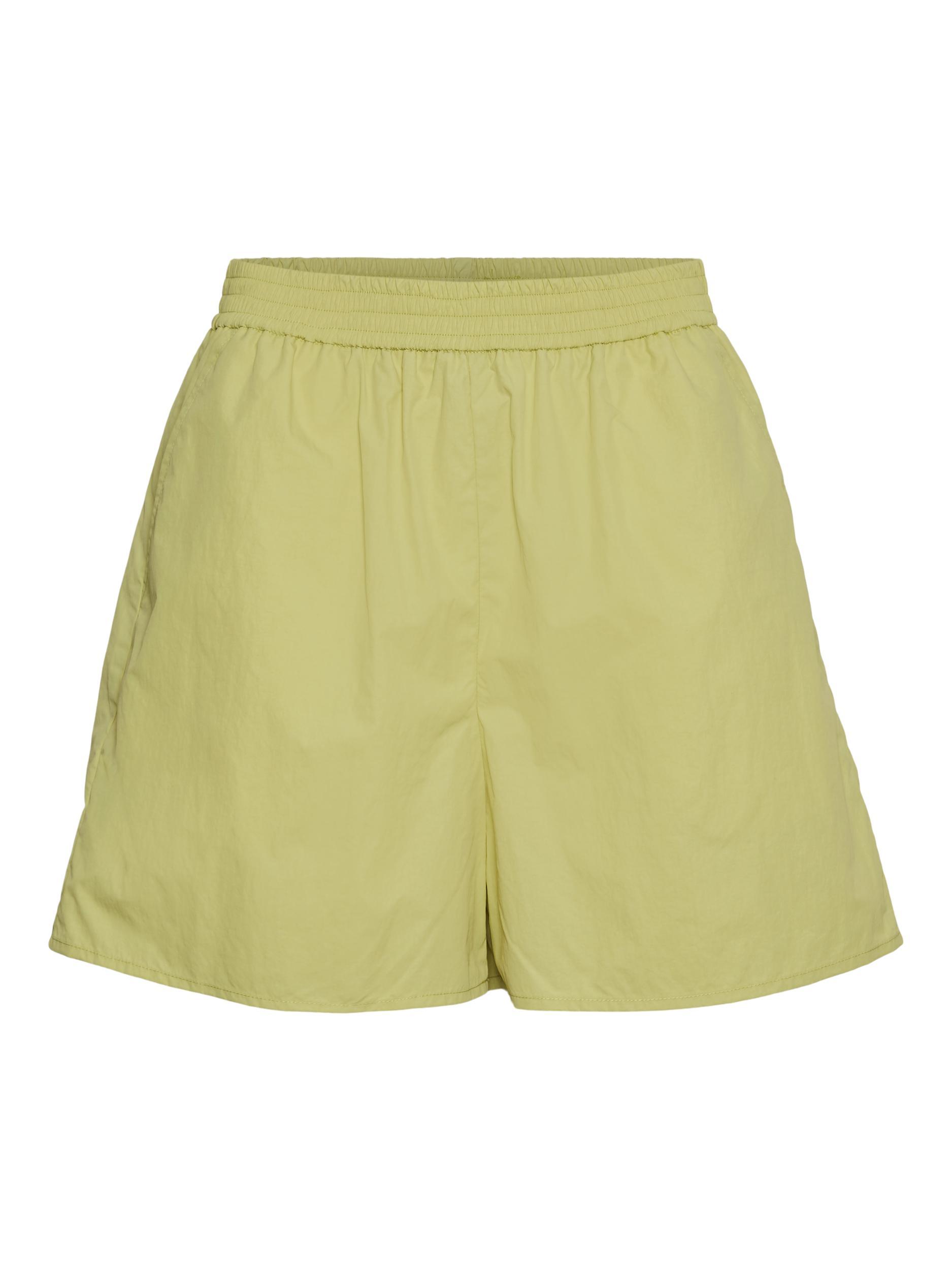 Vero Moda Oislay shorts, pale green, x-large