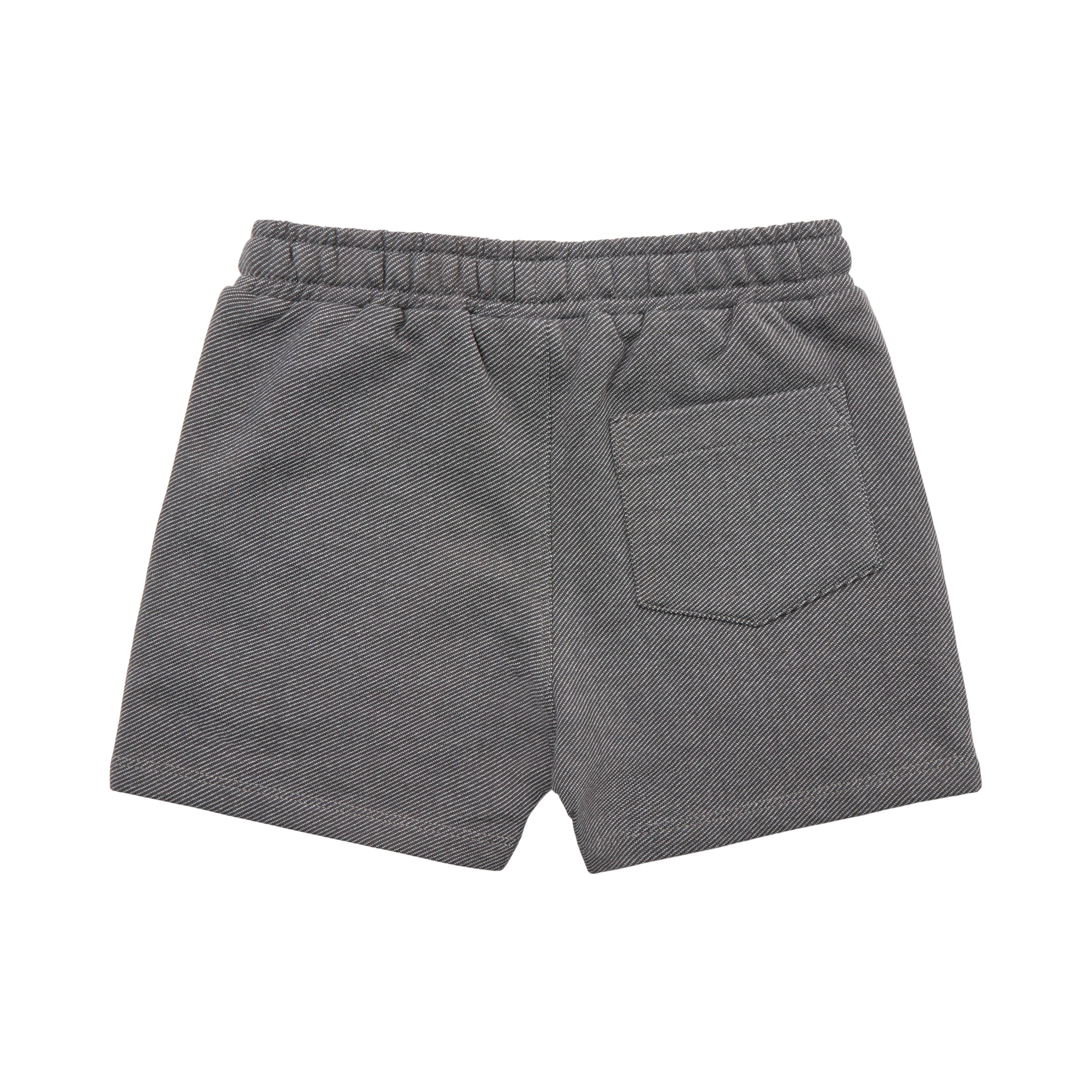 Petit by Sofie Schnoor P212417 shorts, washed black, 62