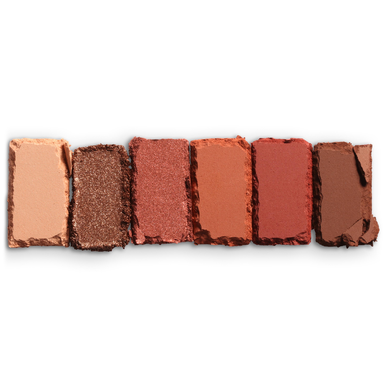 NYX Professional Makeup Ultimate Edit Petite Shadow Palette, warm neutrals