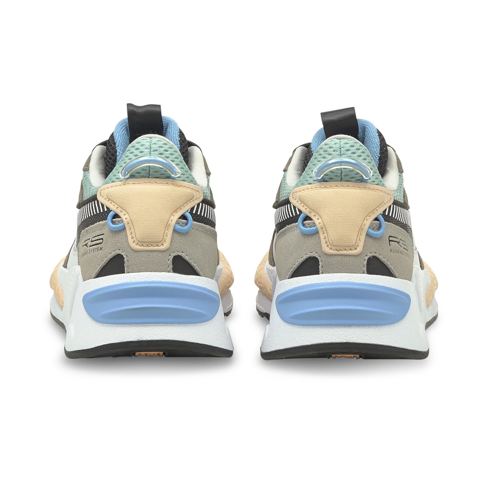 Puma RS-Z Sneakers JR, Peach Parfait-Ebony, 38