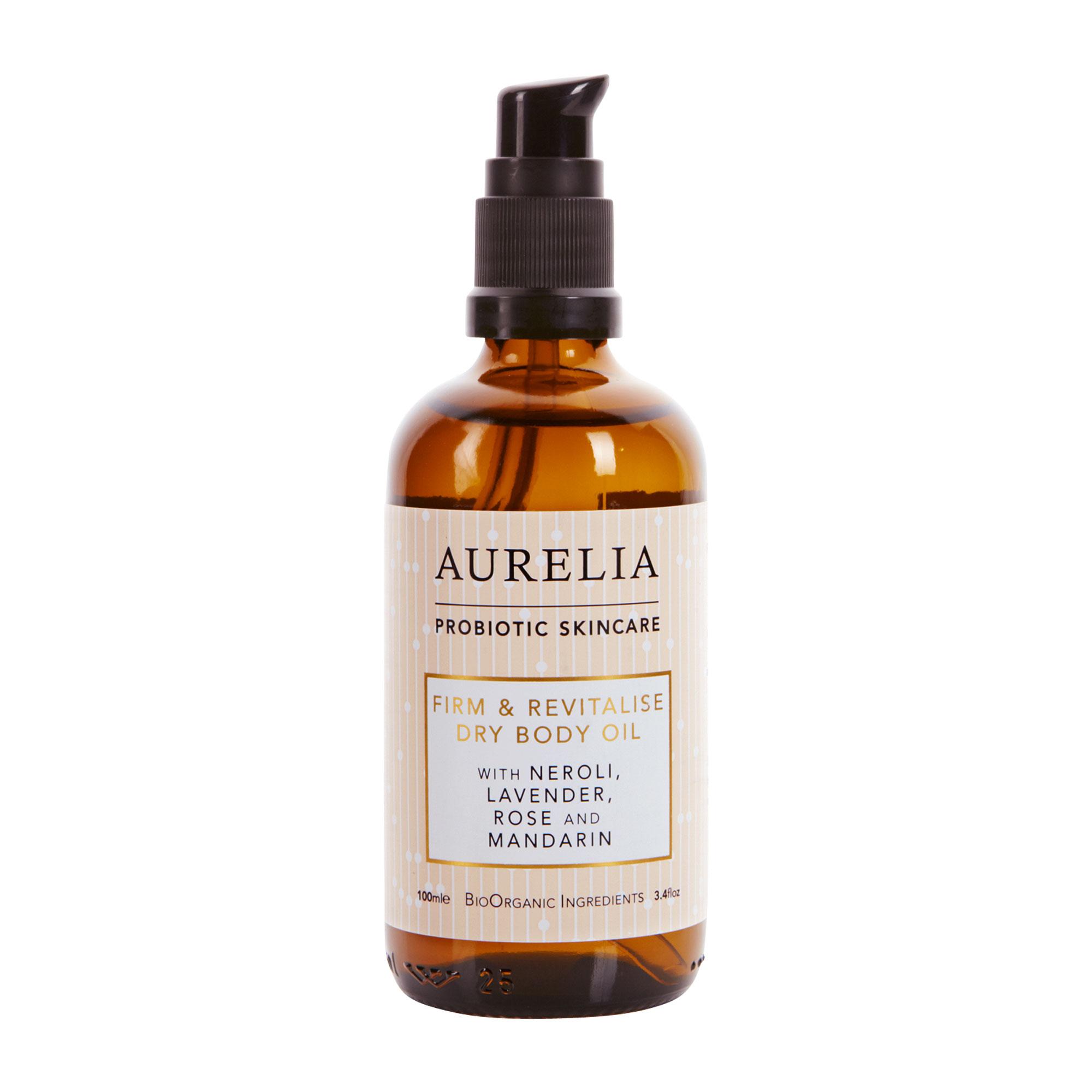 Aurelia Firm & Replenish Dry Body Oil, 100 ml