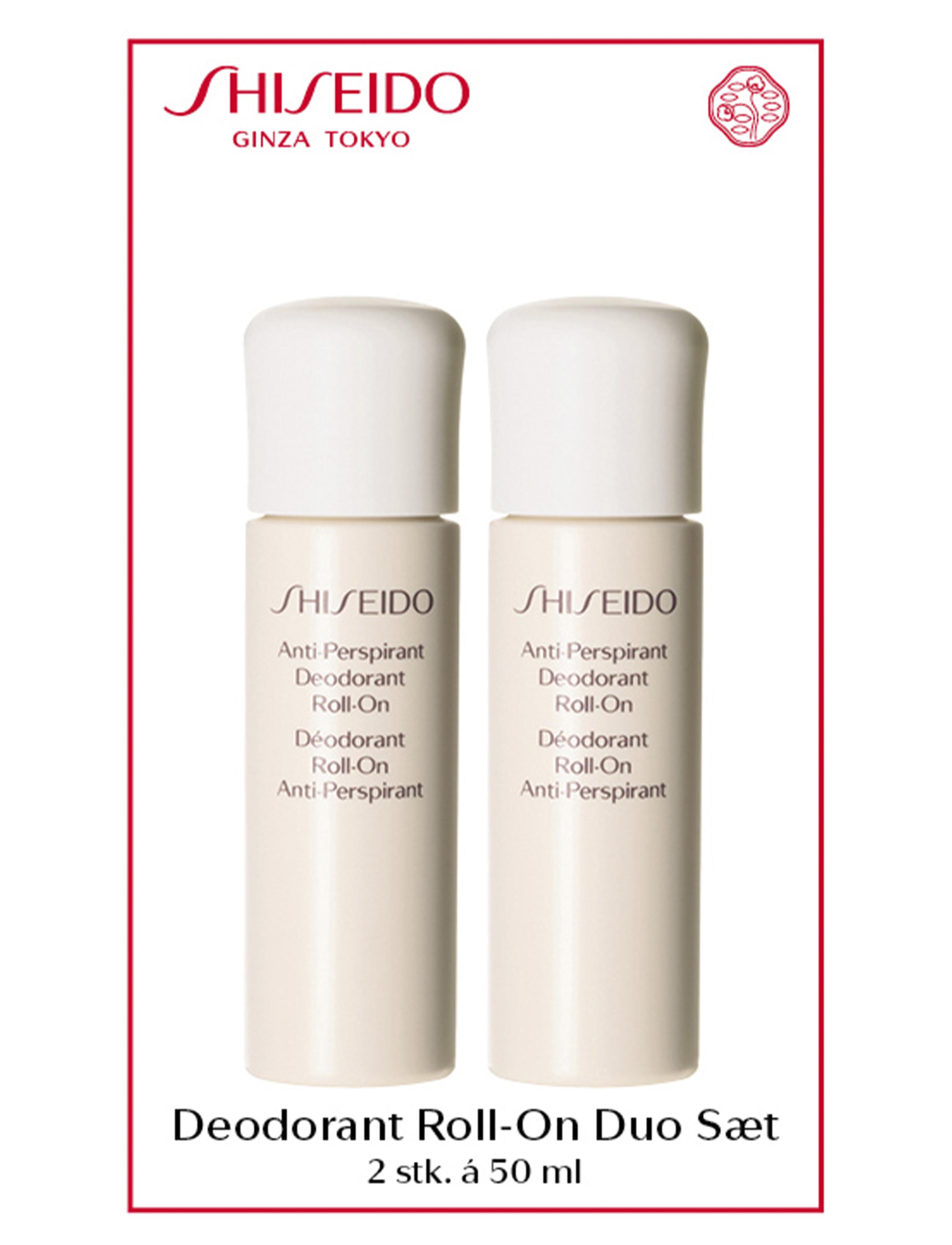 Shiseido Deodorant Deo Duo Roll On Set