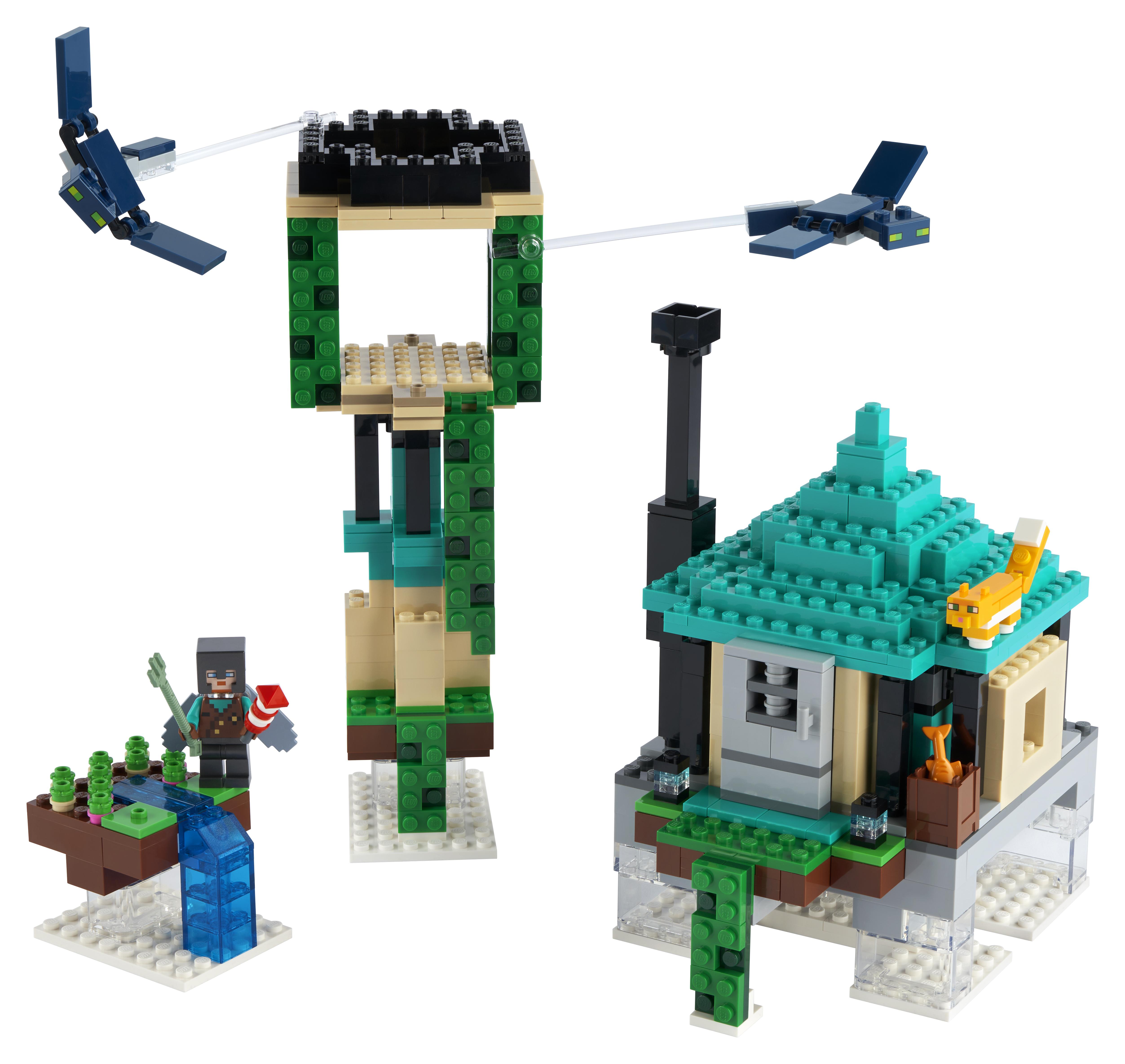 LEGO Minecraft Himmeltårnet - 21173