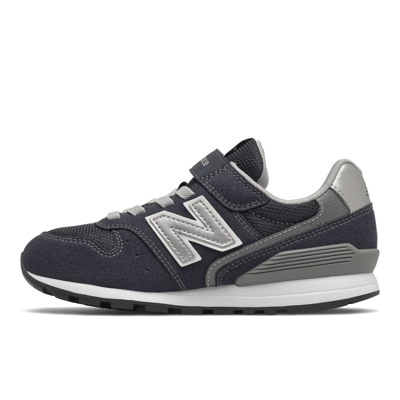 New Balance YV996NV3 Sneakers, Navy, 35
