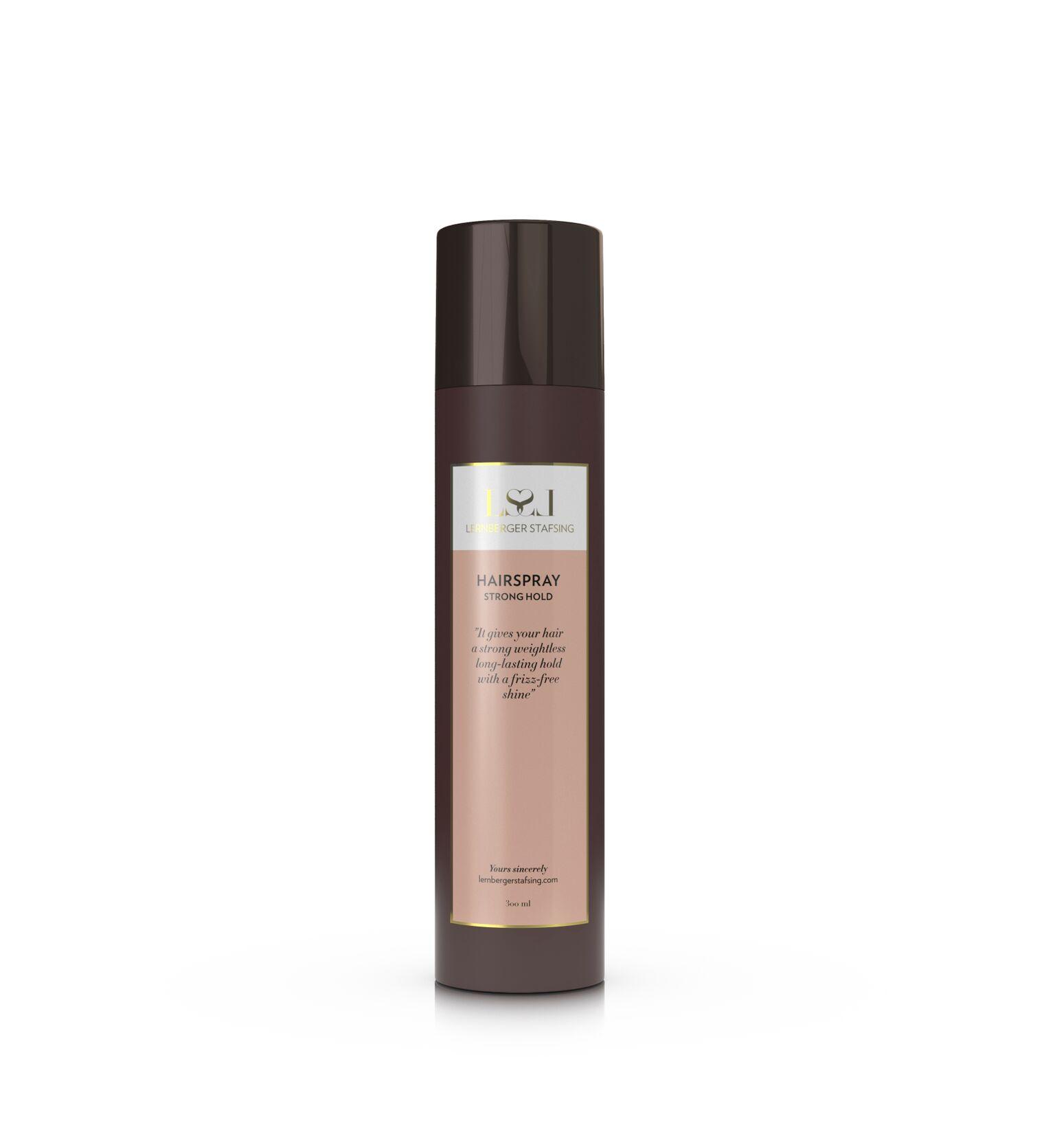 Lernberger Stafsing Strong Hold Hairspray, 300 ml