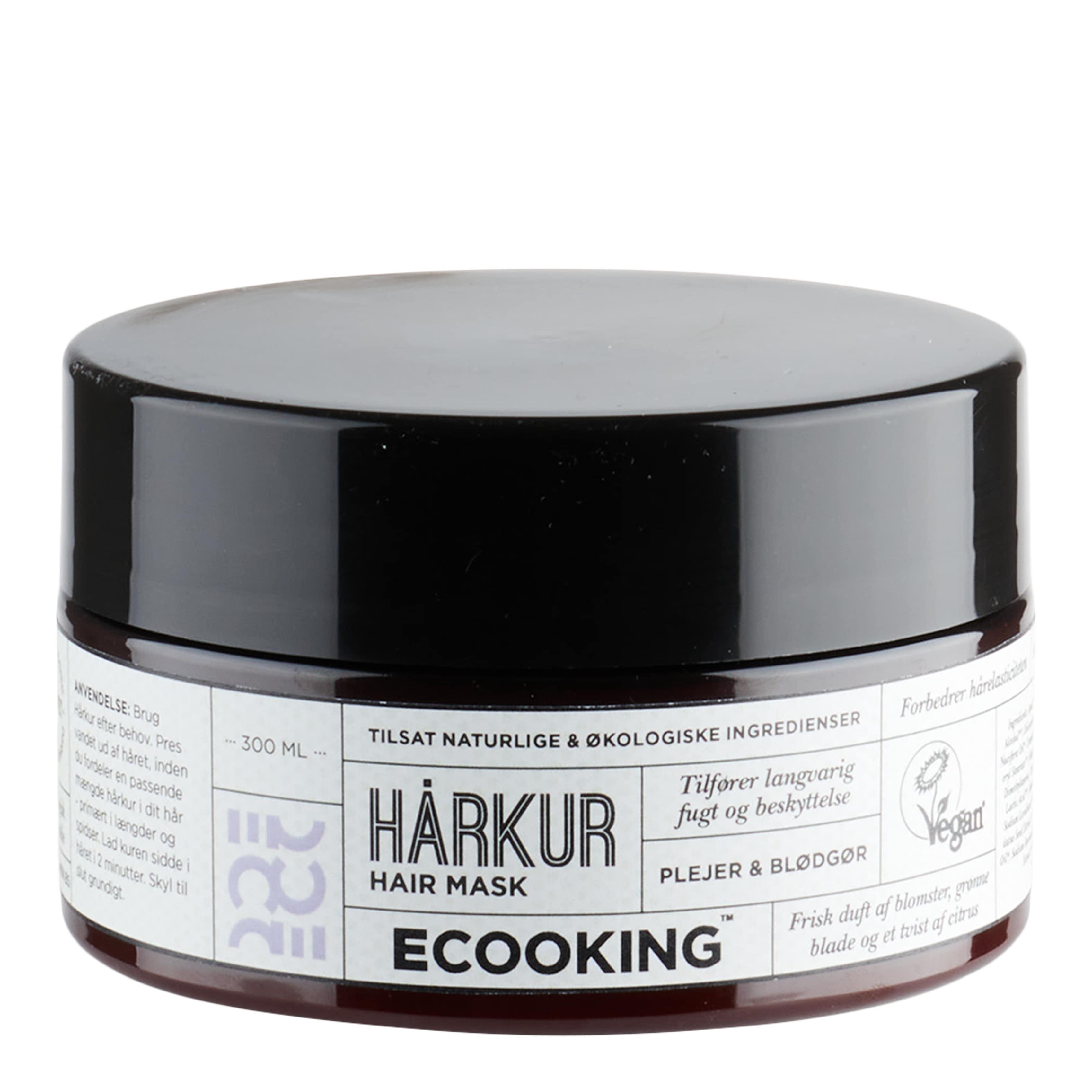 Ecooking Hårkur, 300 ml