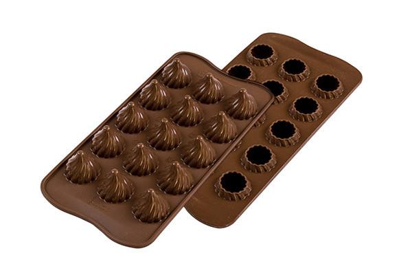 Silikomart Chokoladeform