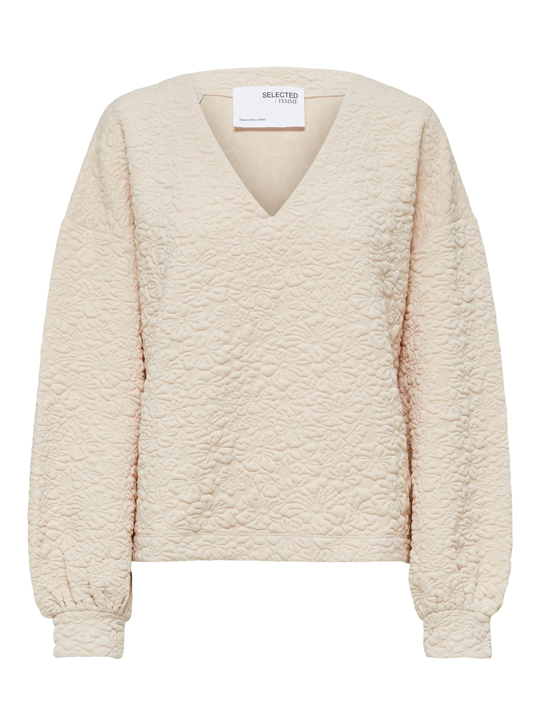 Selected Femme Gina sweatshirt