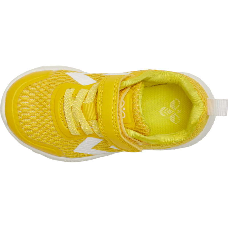 Hummel Actus ML Infant sneakers, maize, 20