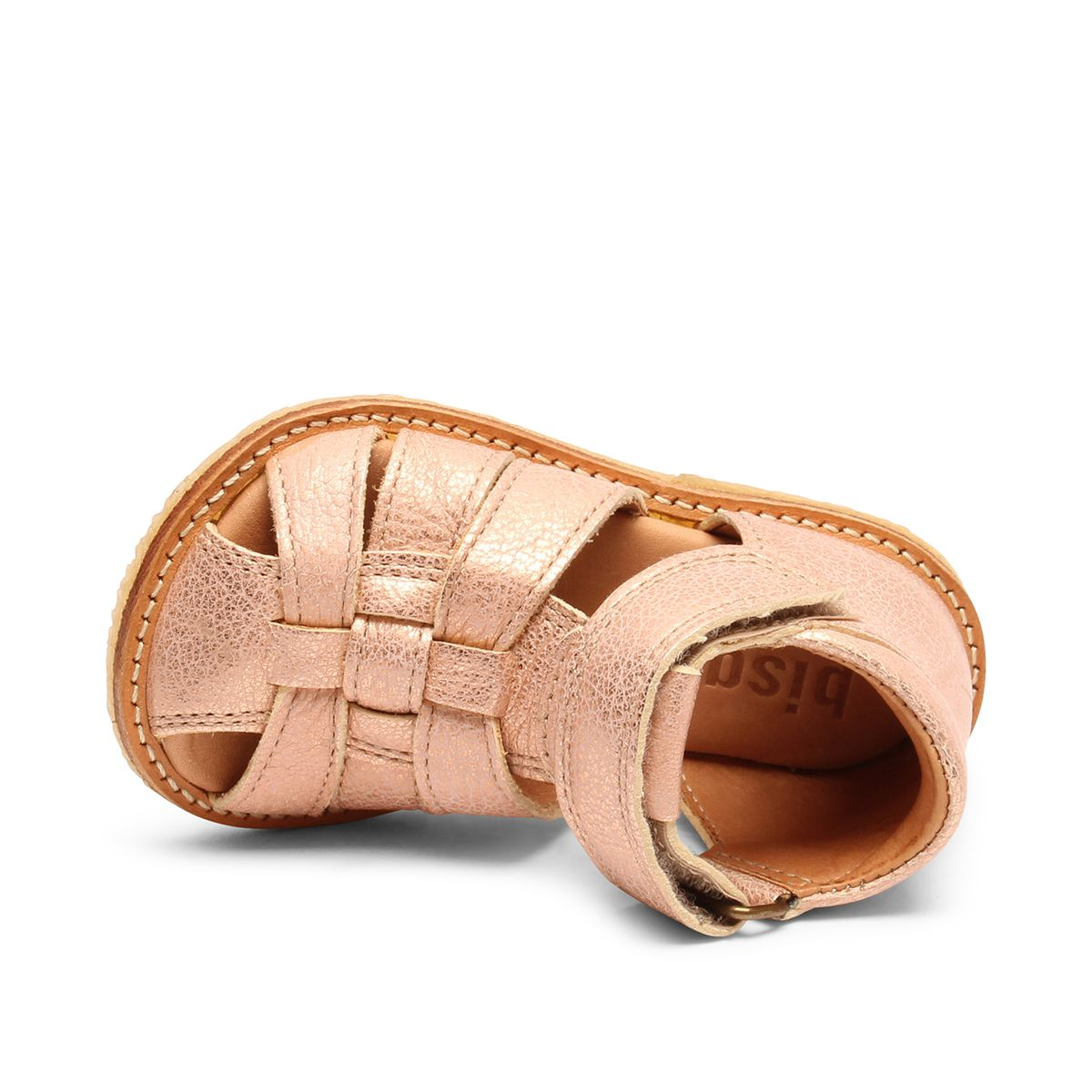 Bisgaard 70503.121 sandal, rose gold, 29