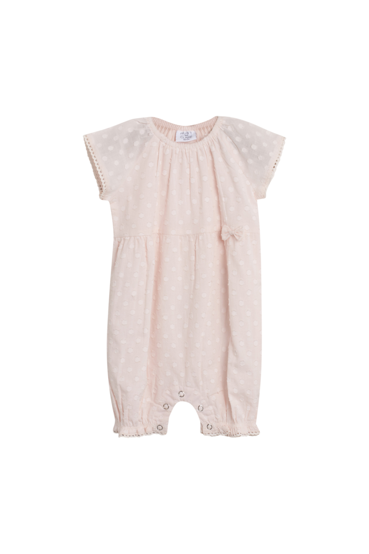 Hust and Claire Magna romper, Skin chalk, 86