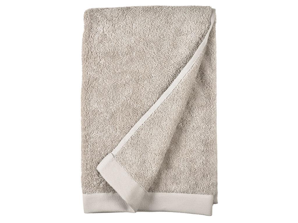 Södahl Comfort Organic håndklæde, 70x140 cm, light grey