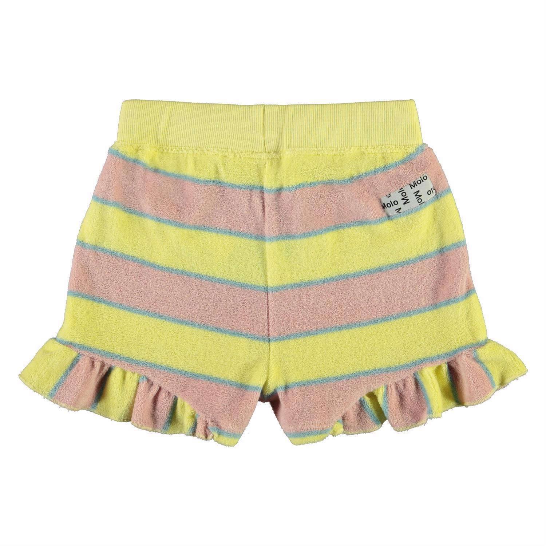 Molo Ally shorts, Ice cream stripe, 152
