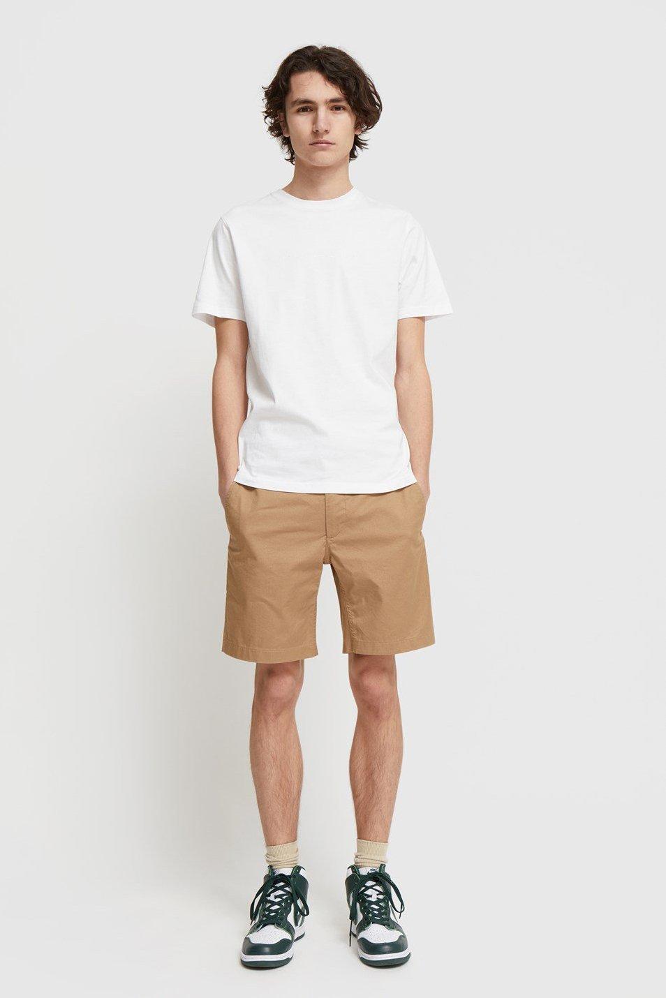 Wood Wood Jonathan Light Twill shorts, khaki, 34