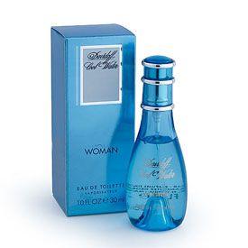 Davidoff Cool Water Woman EDT, 30 ml