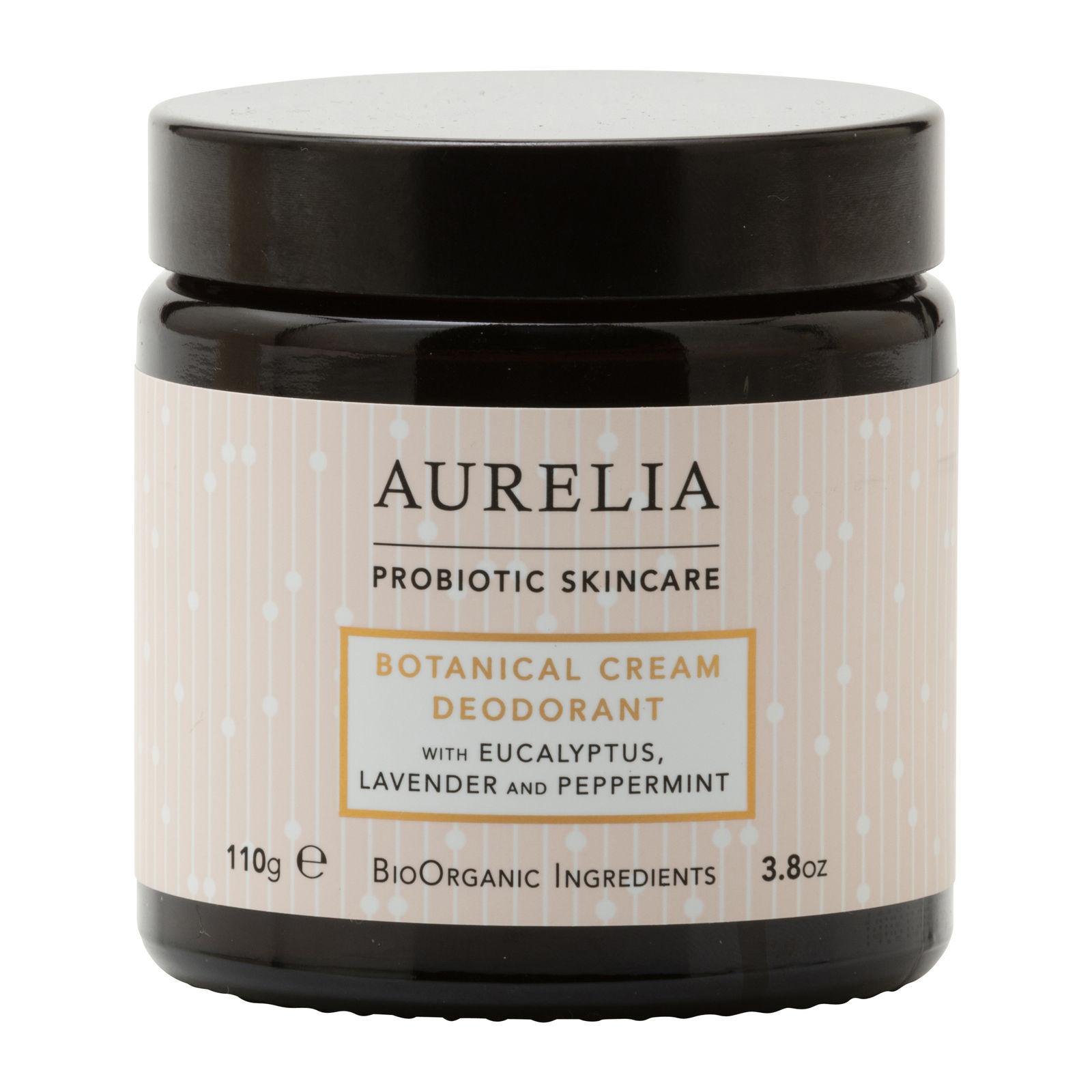 Aurelia Botanical Cream Deodorant, 110 g
