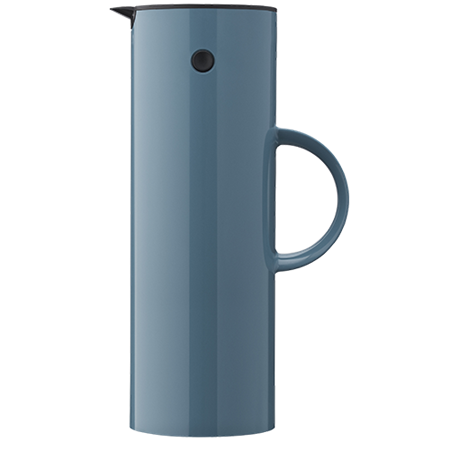 Stelton Termokande EM77, Støvet blå, 1 L