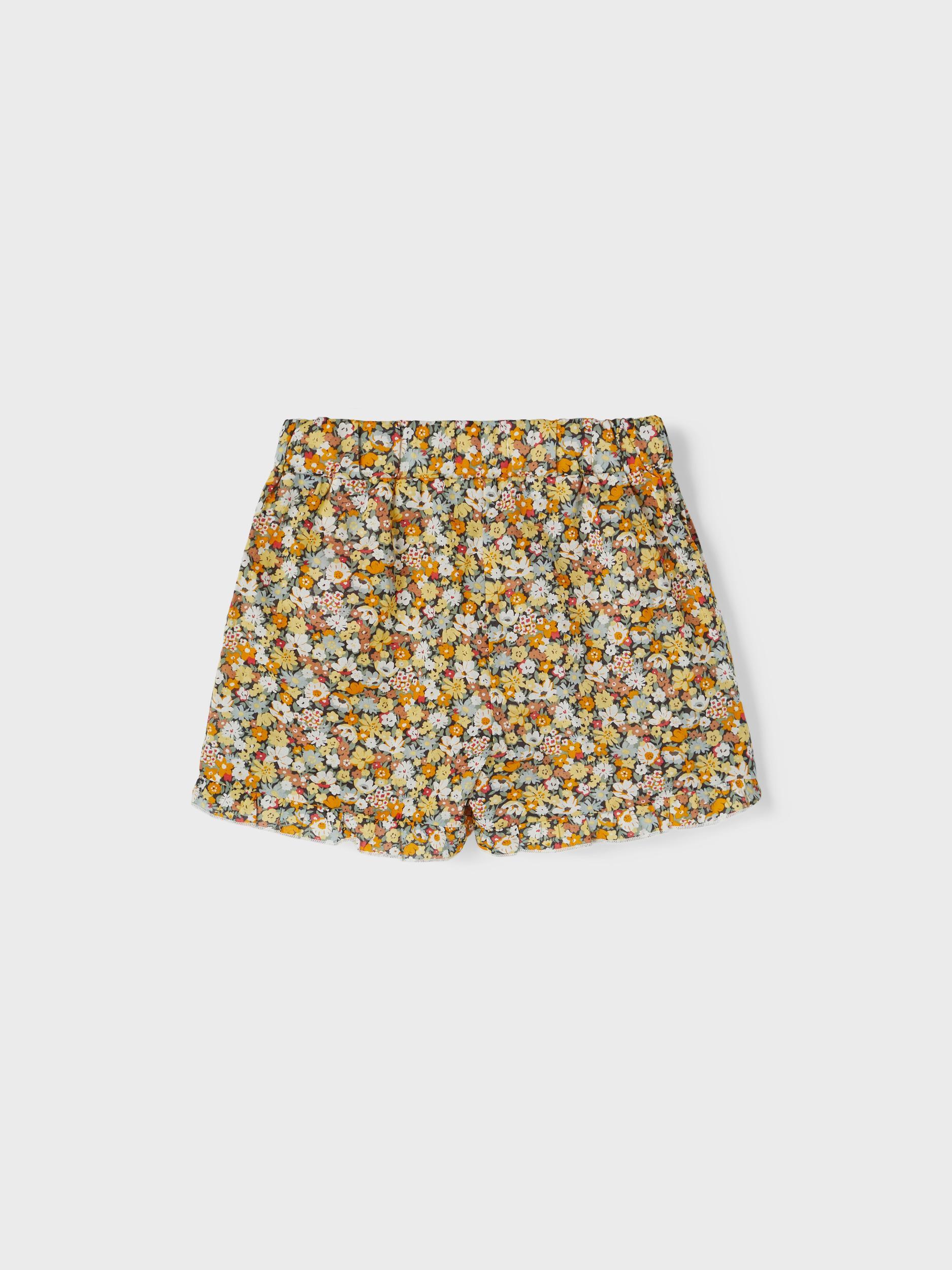Name It Hissine shorts, persimmon, 146