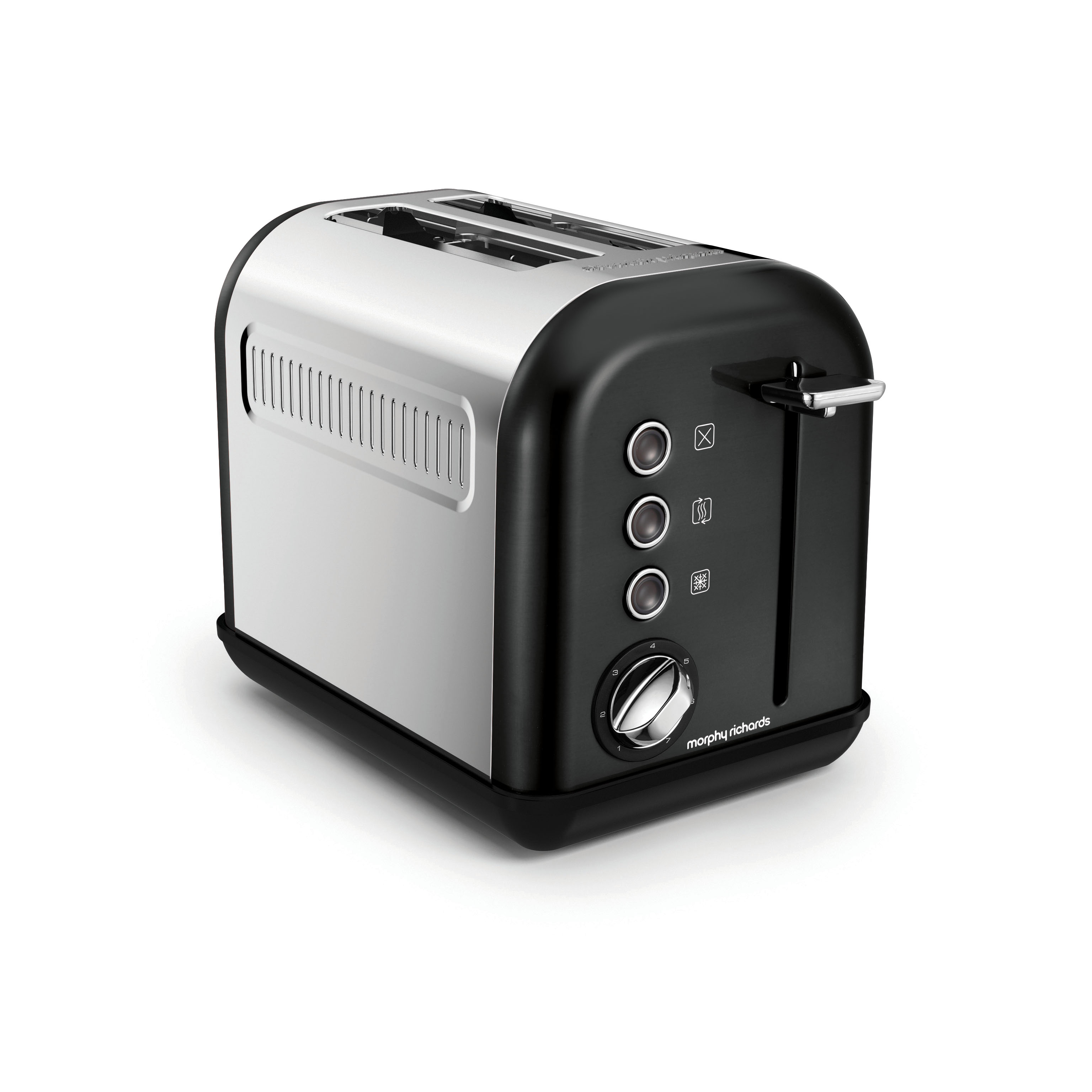Morphy Richards Hero 2-slice toaster, sort
