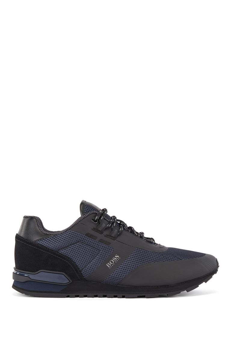 Hugo Boss Hybrid sneakers, Navy, 43