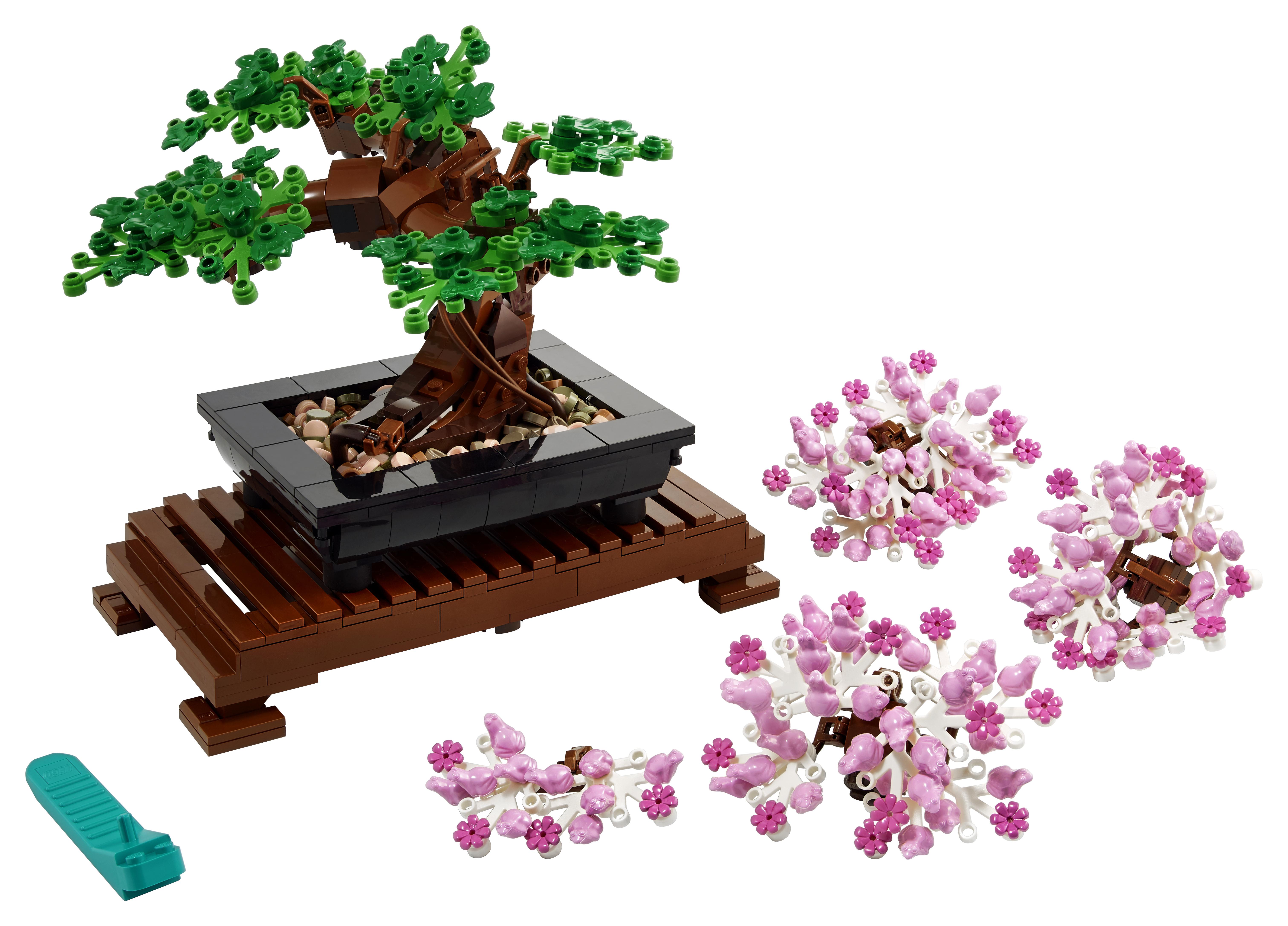 LEGO Creator Bonsaitræ - 10281