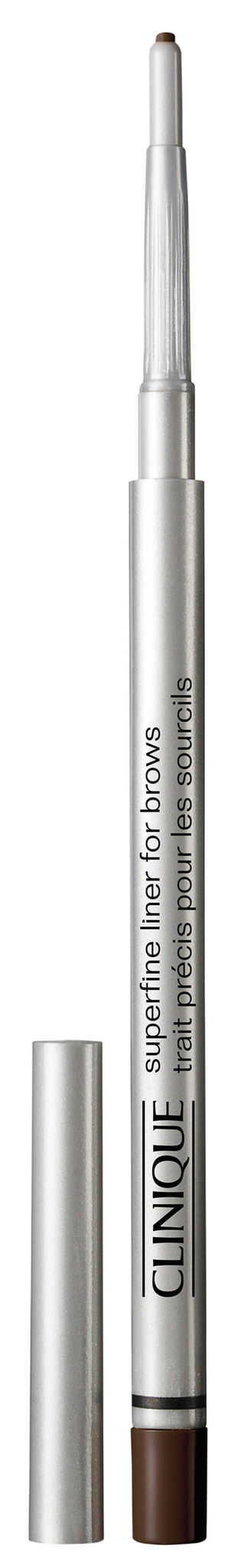 Clinique Superfine Liner For Brows, deep brown