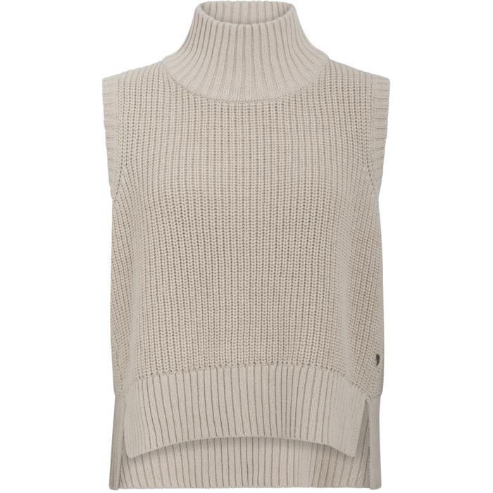 Coster Copenhagen Heart Vest, Cream, X-large