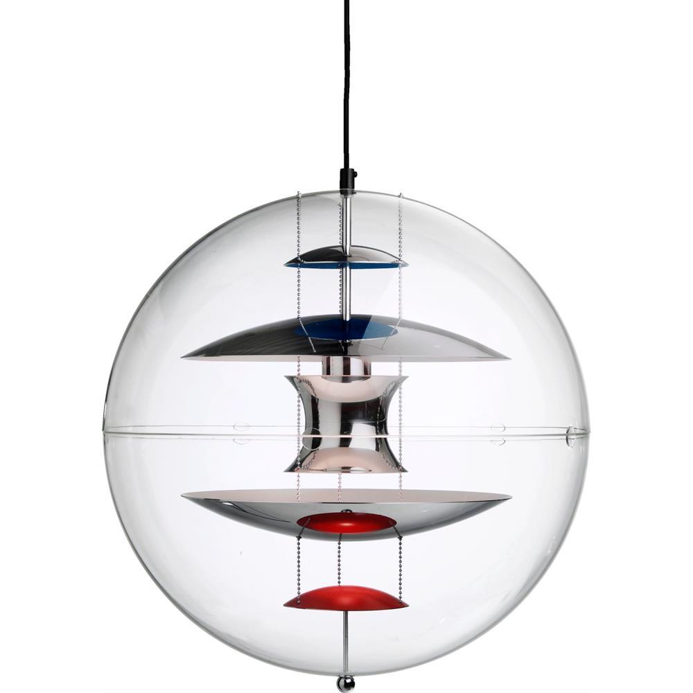 Verpan Verner Panton Globe pendel, 40 cm