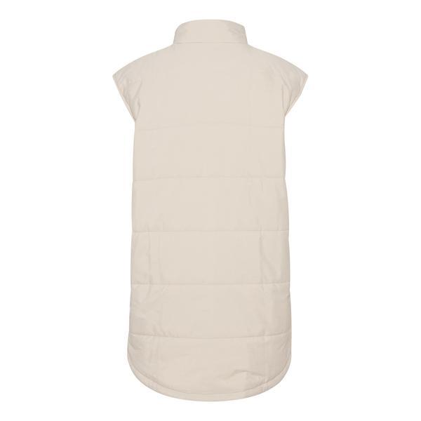 A-View Michel puffer vest, sand, 36