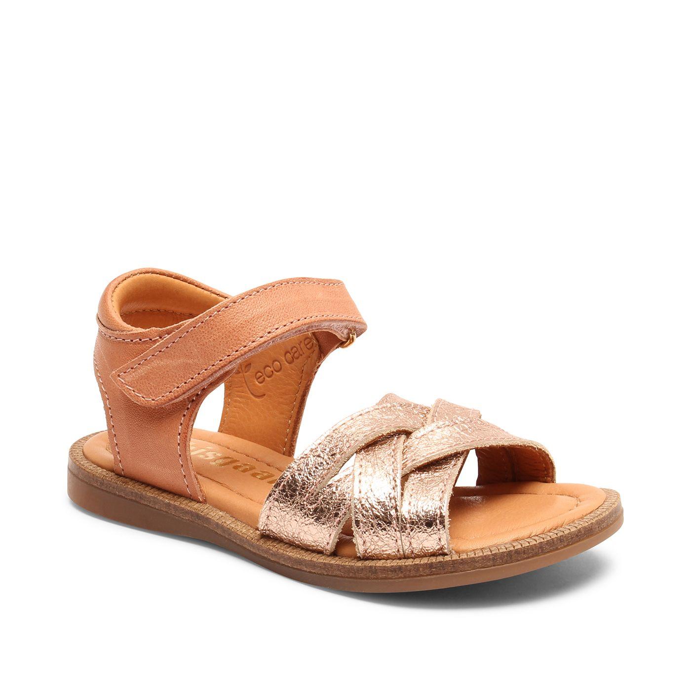 Bisgaard Calla sandal, rose gold, 28