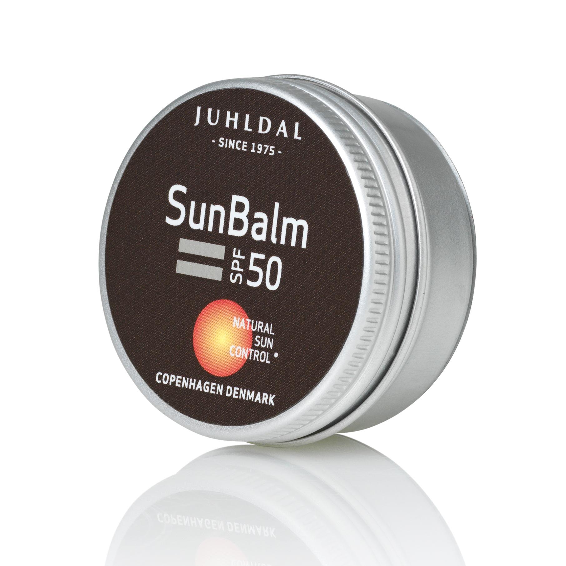 Juhldal SunBalm SPF50, 15 ml