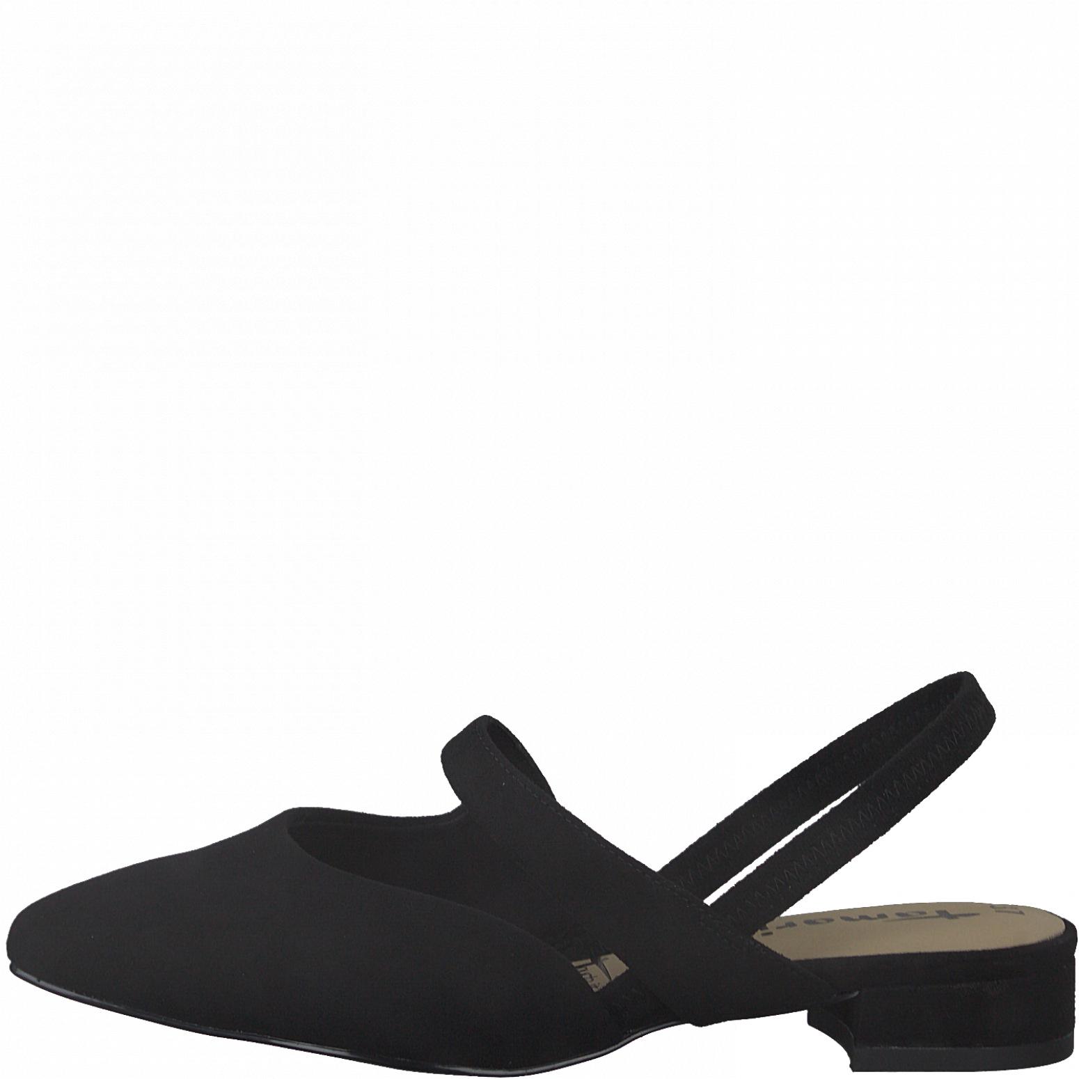 Tamaris 29417 sandal, black, 36