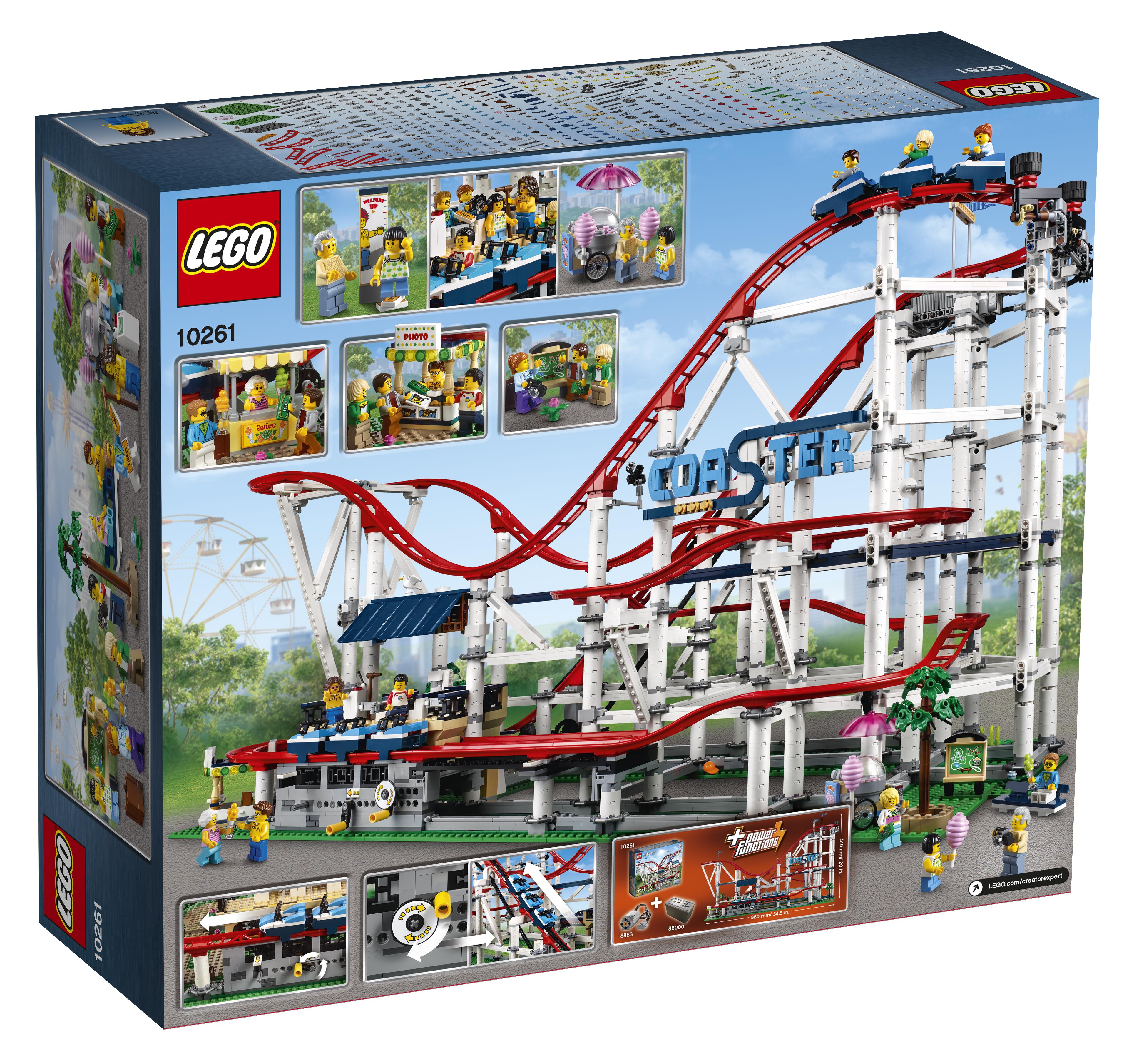 LEGO Creator Rutsjebane - 10261