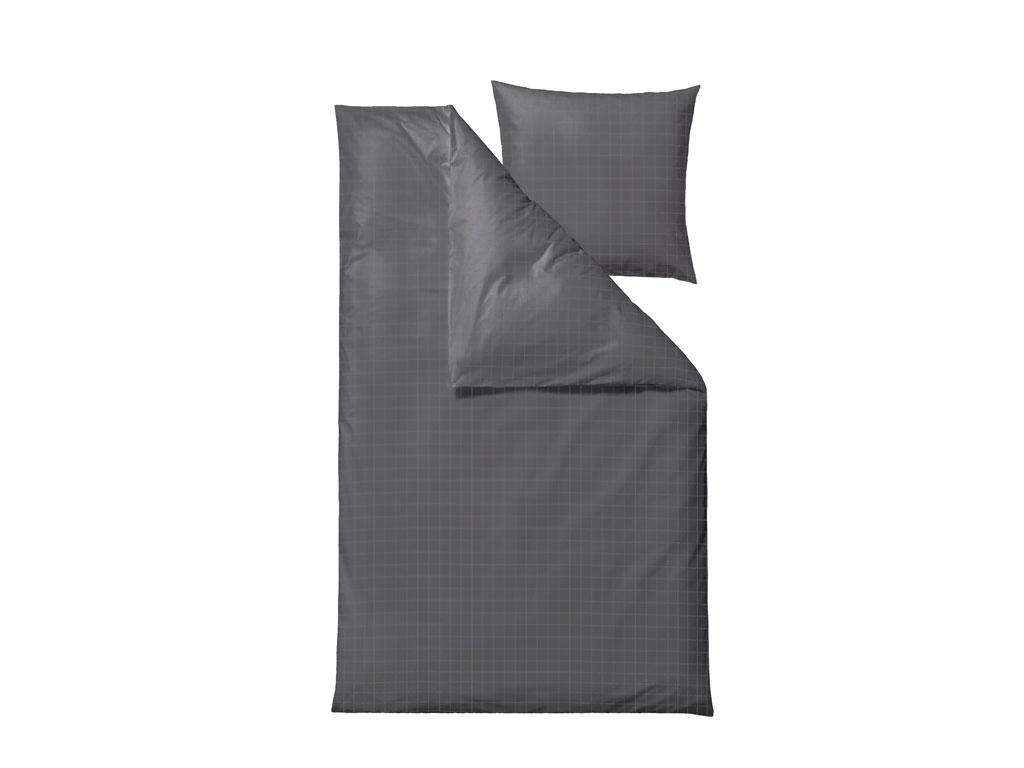 Södahl Clear sengelinned, 140x220 cm, grey