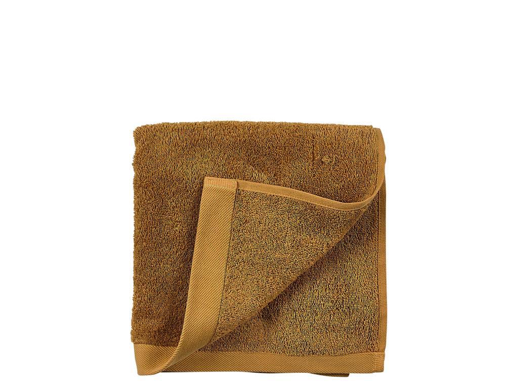 Södahl Comfort Organic håndklæde, 40x60 cm, golden