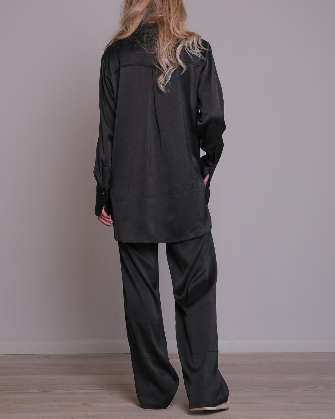 Neo Noir Kuli bukser, black, 42
