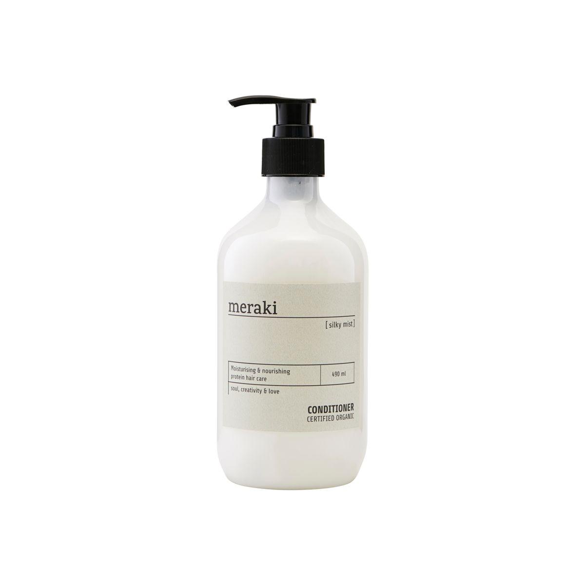 Meraki Silky Mist Conditioner, 490 ml