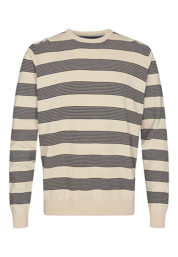 Signal Nicolai Organic Stripe trøje