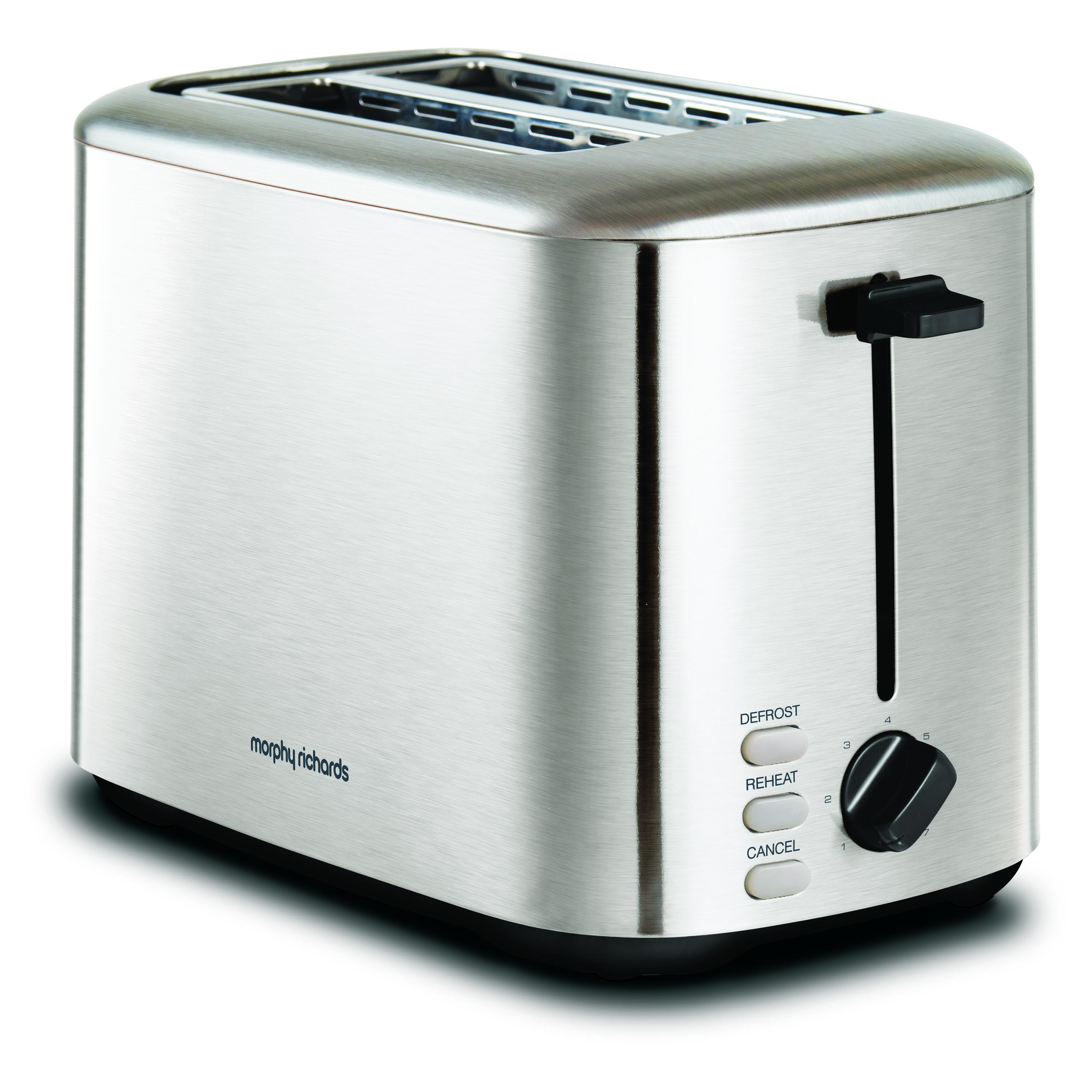 Morphy toaster til 2 skiver