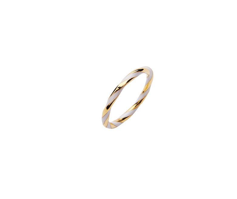 Pico Enamel ring