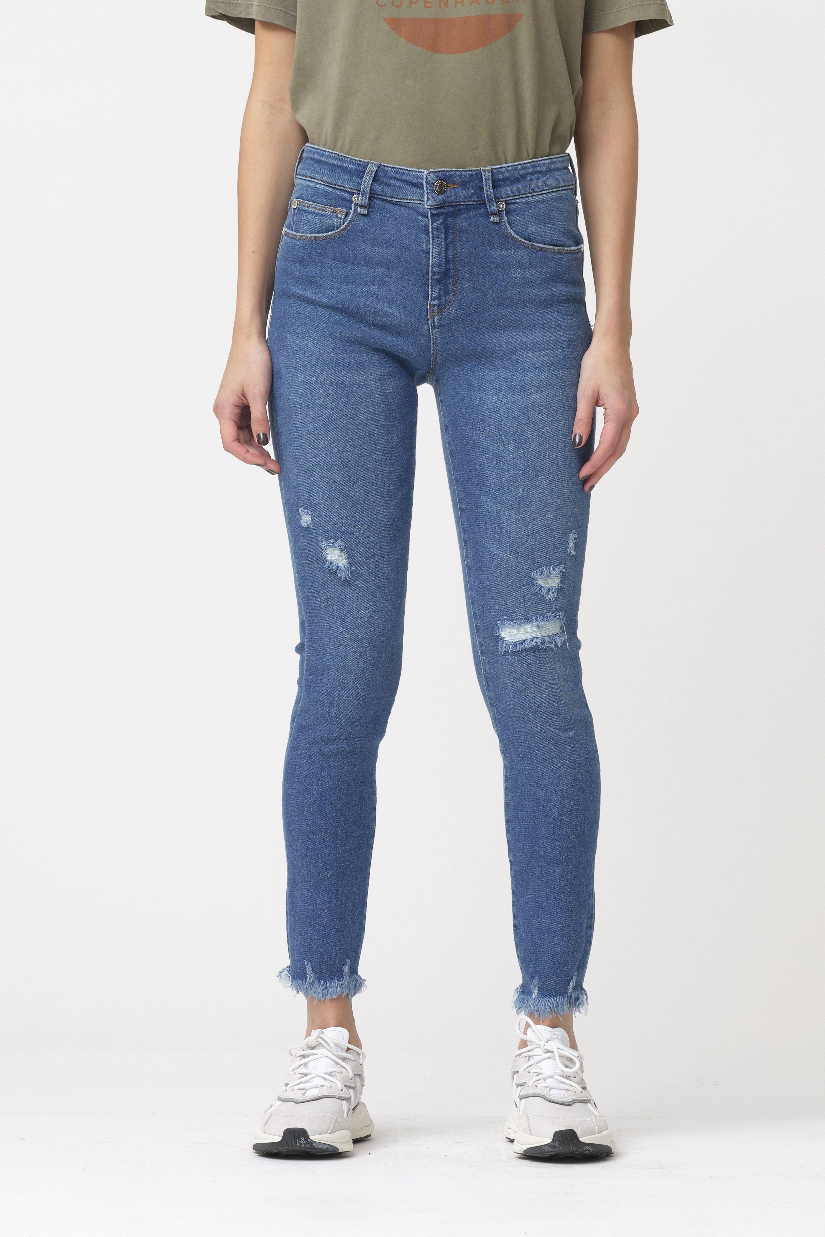 Ivy Copenhagen Alexa Ankle jeans, denim blue, 27/30
