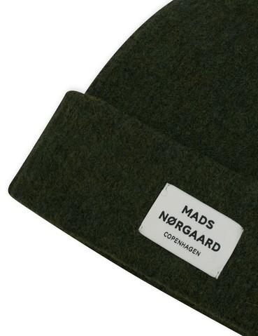 Mads Nørgaard Winter Soft Anju hue, rifle green, onesize