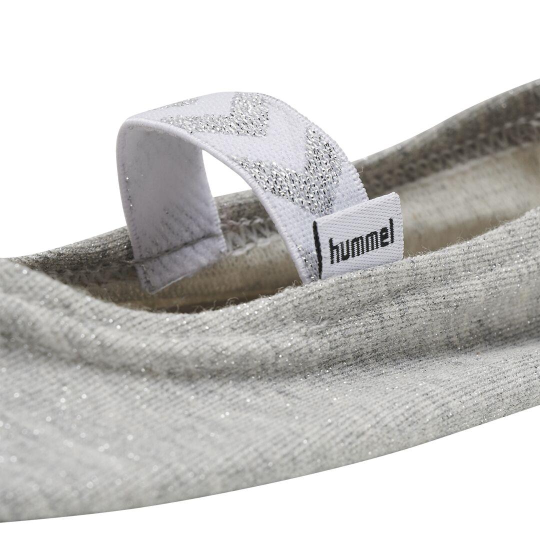 Hummel gymnastik sko, silver, 34